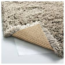 Large Round Area Rugs Cheap by Round Plush Luxury Shag Rug Silver Taupe Mix Floorsome Plush Shag