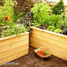 Free Outdoor Planter Box Plans by Planter The Family Handyman