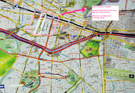 Map Fabric Street Of Dreams U2013 Calle 49 Guide To Surgery In Latin America
