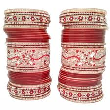 designer chura collection bridal chura online bangles 2015