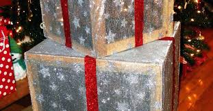 indoor lighted gift boxes outdoor lighted christmas presents yassemble co