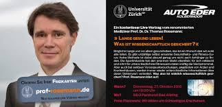 Hausarzt Bad Aibling Event Vortrag Prof Rosemann On Behance