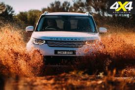 old range rover 2017 land rover discovery review 4x4 australia