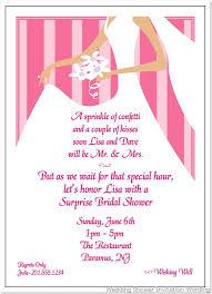 wedding shower invitation wording bridal shower invite wording christmanista