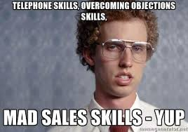 Objection Meme - overcoming sales objections 9 winning strategies