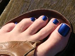 high quality dark royal blue nail polish color for men online store