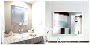 Rectangular Bathroom Mirrors Frameless Bathroom Mirror Bathroom Vanity With Wall