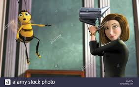 bee movie jerry seinfeld voices barry benson rene zellweger