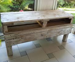 meuble fait en palette construire un meuble tv moderne u2013 artzein com