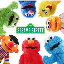 puppets for sale wholesale 7 styles anime plush sesame puppet elmo big bird