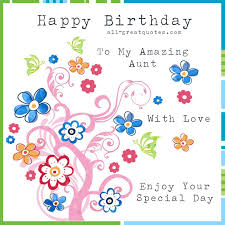 happy birthday aunt clipart clipartxtras