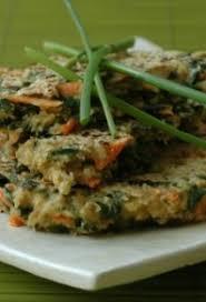 cuisiner le vert des blettes galettes au vert de blette carottes et quinoa