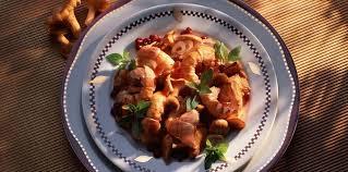 comment cuisiner les langoustines queues de langoustines grillées facile recette sur cuisine actuelle