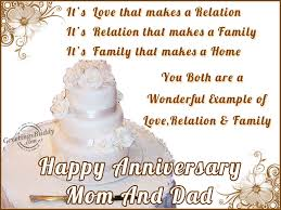wedding wishes to parents anniversary wishes to parents from children greetingsbuddy