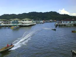 istana nurul iman garage kampong ayer is a village situated on the river so do not be