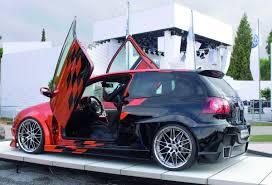 volkswagen gti custom volkswagen golf gti performance study