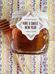 honey favors rosh hashana honey jar favors gift favor ideas from evermine