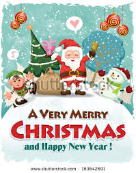 christmas posters christmas poster stock images royalty free images vectors