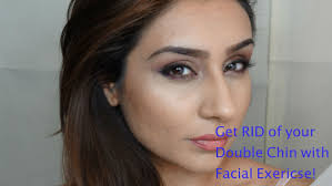 get rid of your double chin in 6 8weeks exercise raji