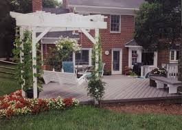 Decorating Pergolas Ideas Decorated Pergolas Homeca
