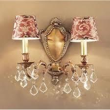 Wall Sconce Lamp Shades Toile Lamp Shade Foter
