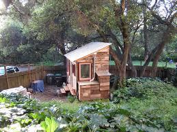 tiny backyard house tiny house