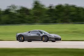 Ferrari 458 Horsepower - ferrari 458 italia at the track motion sports apparel