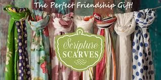 scripture gifts scripture scarves