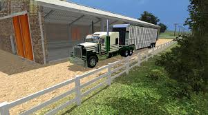 kenworth truck repair 2007 kenworth w900l flattop truck v1 farming simulator 2017