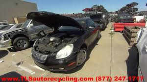 parting out 2002 lexus sc 430 stock 6089gy tls auto recycling