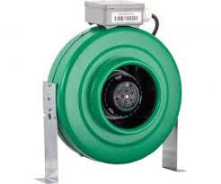 suncourt 6 inline duct fan hydrofarm active air 6 inline duct fan 400 cfm