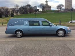 hearses for sale 2011 cadillac dts s s masterpiece hearse hearses for sale