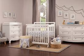 White Mini Cribs by Emily 2 In 1 Mini Crib And Twin Bed Davinci Baby
