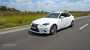 lexus is300h hybrid drive lexus is 300h f sport review autoevolution