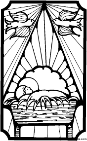 78 catholic coloring sheets images coloring