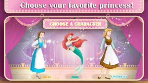 disney princess disney princess story theater android apps on google play