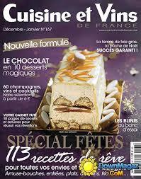 cuisine et vins de cuisine et vins de décembre 2015 janvier 2016 no 167