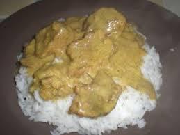 cuisiner avec du lait de coco emince de porc au lait de coco et curry recette ptitchef