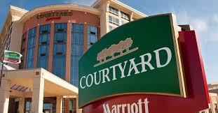 green light real estate green light national courtyard marriott led lighting solution