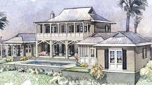 caribbean home plans top 10 house plans coastal living