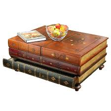 Trunk Like Coffee Table by Leather Books Table Cabinets U0026 Cupboards Cabinets Bookcases
