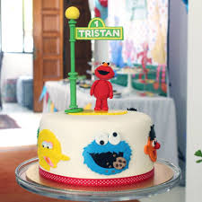 Cake Decorating Singapore 11 Custom Made Elmo Cakes You Can Order In Singapore Recommend