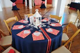 navy blue table runner rental furniture coral table runners plastic for runner rent lace organza