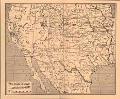 Book Map 14 Amazing Maps Of The Wild West Dura Globes Blog Dura Globes