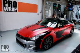 nissan gtr wrapped nissan gtr prowrap eindhoven