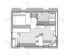 tiny house plans under 300 sq ft nice house plans under 500 square feet 6 small house plans under