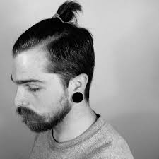 top knot mens hairstyles 20 trendy man bun top knot hairstyles page 8 of 20 men s