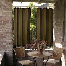 Outdoor Gazebo With Curtains by Decorations Bamboo Patio Curtains Outdoor Outdoor Patio Curtains