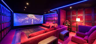home theater interiors mountain home theater lightandwiregallery