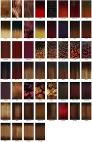 clairol professional flare hair color chart best hair color charts hairstyles weekly